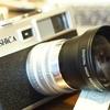 digiFilm Yashica Y35 に「望遠フィルター」つけてみたの、ノンノン♪