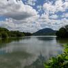 奈良県景観資産 旗尾池