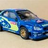 cm's  RALLY  CAR  COLLECTION  EXTRA  Rally  Japan  SUBARU  IMPREZA  WRC  2005  japan