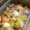 鶏肉と白菜の豆豉味噌蒸し