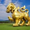 黄金の獅子と白龍とエメラルド色の翡翠仏の巻【チェンライ旅行 8】