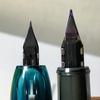 キュリダスのペン芯とインクフロー