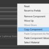 【Unity】【エディタ拡張】コンポーネントのコピペをスクリプトから行う