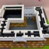 ナノブロック姫路城20工程