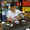小庵、上海でお茶を買う!