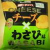わさびチーズ ポテトチップ