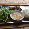 ベトナム料理  つけ麺+揚げ春巻き Bún nem(ブンネム)