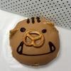 食べてみた - クリスピー・クリーム・ドーナツの「ハッピー イノシシ キャラメル」