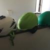 ヘルメット3種、比較をしてみます(K2、サロモン、ブラックダイヤモンド)