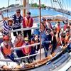 沼津で帆船 Ocean Camp!!