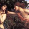 Greek Roman Mythology ① Apollo and Daphne アポロ神とダフネの悲しい恋物語