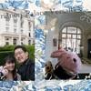 シャトーホテル♪トリアノン パレス ヴェルサイユ!!ハネムーン旅行記2014♪ フランス&イタリア♪