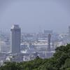 空模様が気になる摩耶山ハイク。