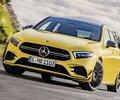【メルセデスベンツ新型Aクラス最新情報】フルモデルチェンジ!AMG A35/A45、日本発売日や価格、燃費は?