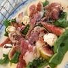 サルデーニャ料理とワイン greco
