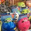 特価!お子様用ヘルメット!