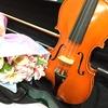 バイオリンについて学ぶ。