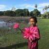 アンコールワット個人ツアー(35)カンボジアの子供