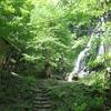 飛騨高山 おおくら滝でマイナスイオン