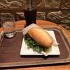 モリバコーヒーでの昼食。
