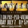 Impact Wrestling Slammiversary XVllの売上は昨年並み
