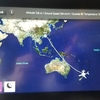 SFC修行4 オークランドNZ航空ラウンジ&ニュージーランド航空A320 オークランド→クィーンズタウン