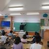 5年生:英語 ALTの先生の自己紹介