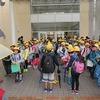 3年生:今日も校外学習 新日鉄とイチビキの工場見学