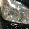 車 ヘッドライトリペア トヨタ/ハリアー ヘッドライト研磨+コーティング