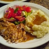Captain Ron Cafe - Roated Chicken and Gravy Sauce