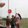 モンゴルの道路標識クイズ!これなあに?