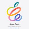 Appleが4月20日に新製品発表イベント、新型iPad Proや新型Apple TVが発表??