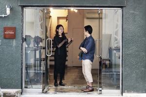 ジュエリー作家 八田春海さんの展示が馬喰町で開催中!