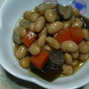 大豆を煮てみました。