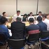 品川の大学院で教授会、修士論文・実践知論文予備審査会報告。九段サテライトでインターゼミ。