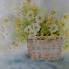 2017年:4月 『春を描く -マーガレット』