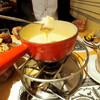チューリッヒで美味しいチーズフォンデュ@Swiss Chuchi