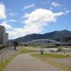 豊平川の橋たち ― 河川敷散歩 ―