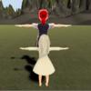 【ゲーム制作】『セシル変身アプリ』のキャラをUnityに入れて走らせる