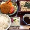 世田谷のお蕎麦屋さん「更科」の本日の日替り