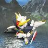 GX-9901 ガンダムダブルエックス 【ガシャポン戦士 リペイント】