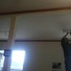 展示室の照明が新しくなった!&作業場の棚、その後。