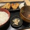 和食を食べるならここ!!旬のお魚がこれでもかというほど楽しめる、中目黒の名店がついに渋谷へ!【渋谷「なかめのてっぺん 渋谷ストリーム店」鮭はらす西京焼定食+アジフライ(1160円)】