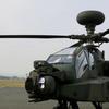 ヘリの前方にたくさん装備されているものは?