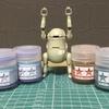スプレー缶の塗料の取り出し方