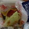 メキシコでタコスを食べる in a la Burger