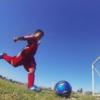 GoPro(ゴープロ)で撮ったサッカーの写真はなかなかかっこいいぞっ! #goprosoccer