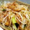 本日の晩酌おつまみは豚バラ肉と野菜のごま風味炒め<晩酌メニュー>