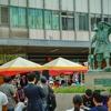 6月の岡山駅