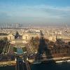 """パリで小休止。パリの街の""""アトラクション""""を巡る - ヨーロッパ6か国鉄道旅(8)"""